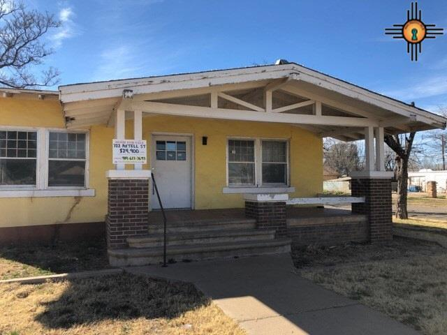 722 Axtell St, Clovis, NM 88101 (MLS #20191202) :: Rafter Cross Realty