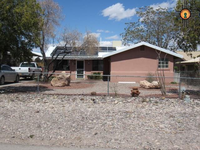 109 Huron Drive, Elephant Butte, NM 87935 (MLS #20191488) :: Rafter Cross Realty