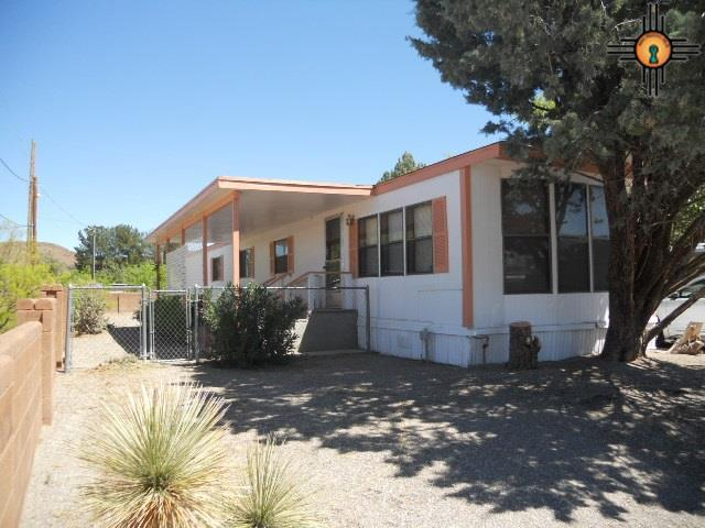1201 Caballo Rd., Space #21, Truth Or Consequences, NM 87901 (MLS #20191786) :: Rafter Cross Realty