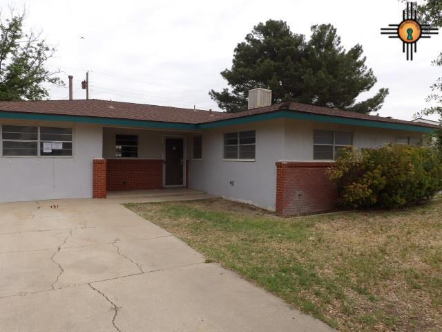 1512 W Polk Ave, Lovington, NM 88260 (MLS #20192386) :: Rafter Cross Realty