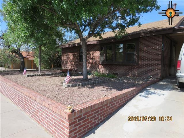 614 Grape, Truth Or Consequences, NM 87901 (MLS #20193611) :: Rafter Cross Realty