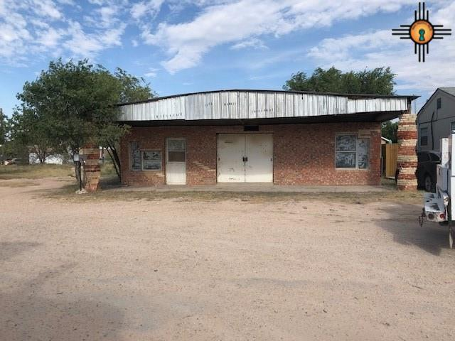 213 N Commercial, Lovington, NM 88260 (MLS #20193993) :: Rafter Cross Realty