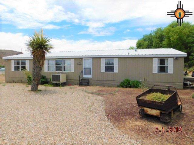 120 Winston St., Truth Or Consequences, NM 87901 (MLS #20195068) :: Rafter Cross Realty