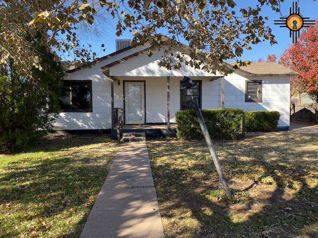 2412 Wallace Dr, Clovis, NM 88101 (MLS #20195603) :: Rafter Cross Realty