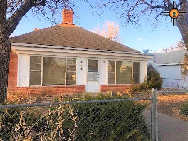 201 Cedar St, Clayton, NM 88415 (MLS #20195938) :: Rafter Cross Realty