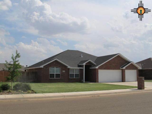 2129 Jadyn Lane, Clovis, NM 88101 (MLS #20202286) :: Rafter Cross Realty