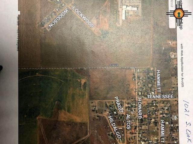1021 S Oak, Clovis, NM 88101 (MLS #20203000) :: Rafter Cross Realty