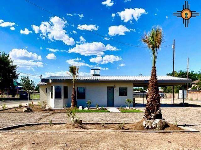 1101 E Florida Street, Deming, NM 88030 (MLS #20203420) :: Rafter Cross Realty