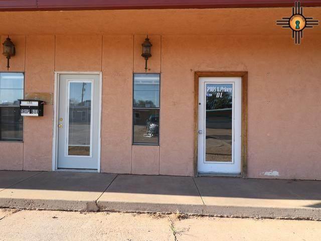 2905 N Prince, Suite D, Clovis, NM 88101 (MLS #20203480) :: Rafter Cross Realty