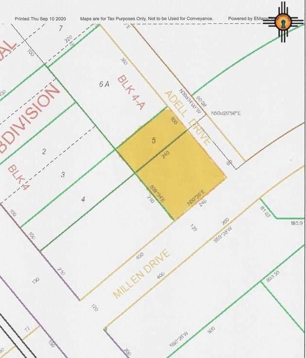 TBD Nw Corner Millen Dr. & Adele, Hobbs, NM 88240 (MLS #20204179) :: Rafter Cross Realty