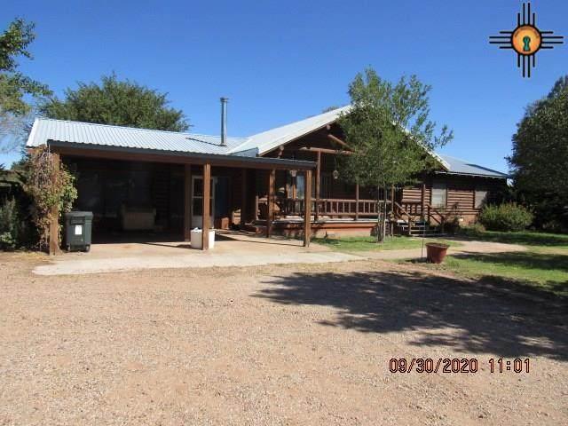 1010 S 17th, Fort Sumner, NM 88119 (MLS #20204480) :: Rafter Cross Realty