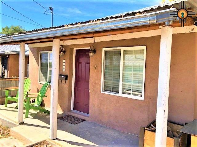 1307 Chavez Street, Las Vegas, NM 87701 (MLS #20204729) :: Rafter Cross Realty