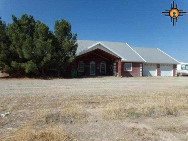 6980 Lincoln Ave., Dexter, NM 88230 (MLS #20204837) :: Rafter Cross Realty