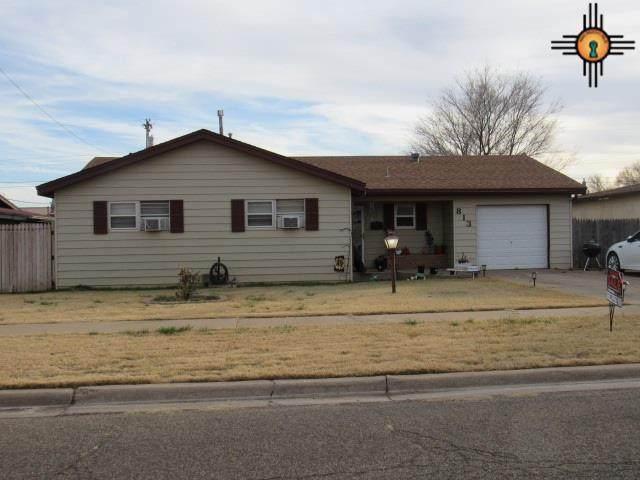 813 Kathie Drive, Clovis, NM 88101 (MLS #20205285) :: Rafter Cross Realty