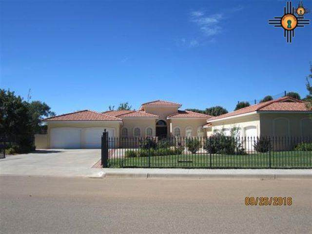 124 Colonial Estates Parkway, Clovis, NM 88101 (MLS #20210242) :: Rafter Cross Realty