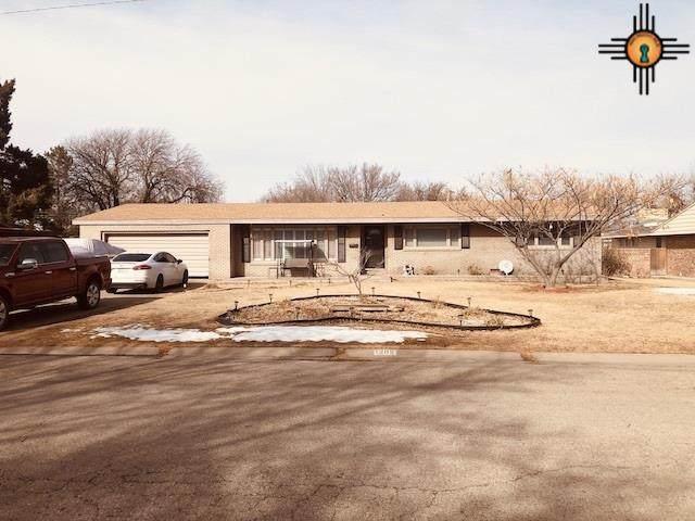 1202 W Ave I, Lovington, NM 88260 (MLS #20210257) :: Rafter Cross Realty