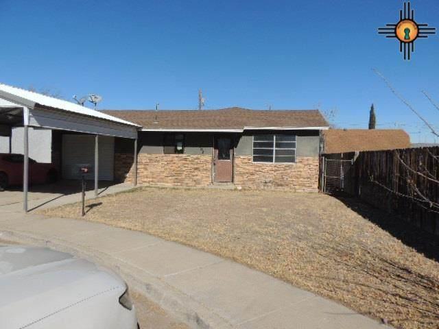 702 W Van Buren, Lovington, NM 88260 (MLS #20210390) :: Rafter Cross Realty