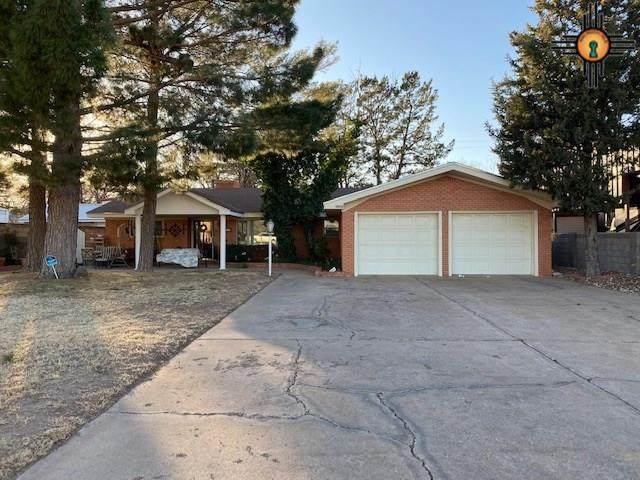1015 N Jefferson, Hobbs, NM 88240 (MLS #20210391) :: Rafter Cross Realty