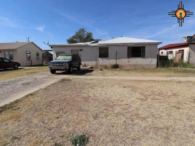 708 Walnut, Clovis, NM 88101 (MLS #20210478) :: Rafter Cross Realty