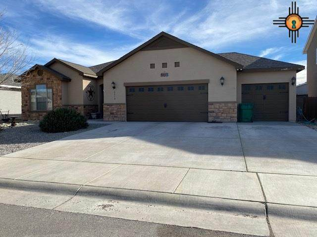 5217 W Hardtack Road, Hobbs, NM 88240 (MLS #20210584) :: Rafter Cross Realty