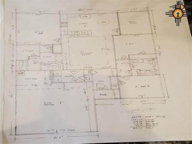 2417 Joe's Lane, Clovis, NM 88101 (MLS #20210585) :: Rafter Cross Realty