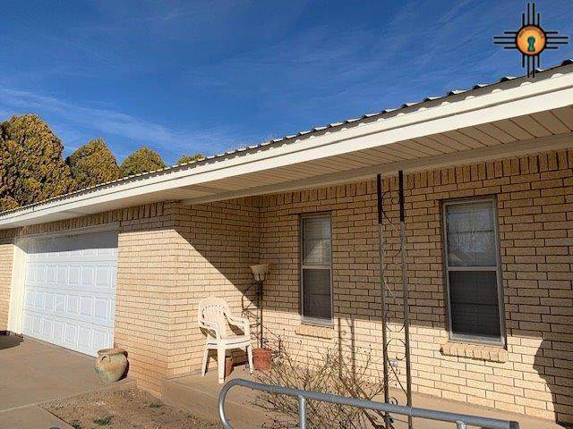 1813 S Main Place, Portales, NM 88130 (MLS #20210811) :: Rafter Cross Realty