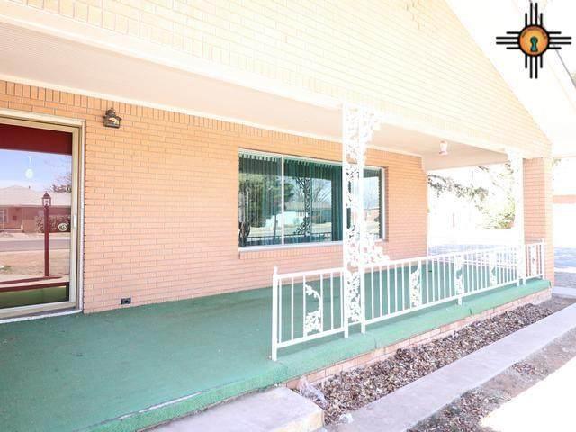 2120 Gidding St, Clovis, NM 88101 (MLS #20210890) :: Rafter Cross Realty