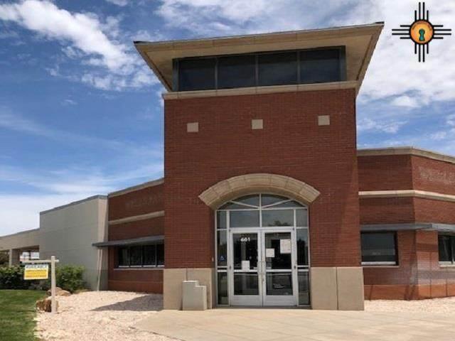 601 S Main Street, Lovington, NM 88260 (MLS #20213070) :: Rafter Cross Realty