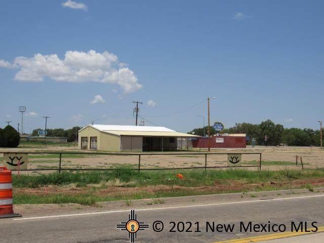 1806 E Tucumcari Blvd, Tucumcari, NM 88401 (MLS #20214772) :: The Bridges Team with Keller Williams Realty