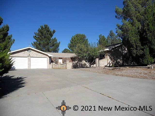 1000 Spruce, Truth Or Consequences, NM 87901 (MLS #20215108) :: The Bridges Team with Keller Williams Realty