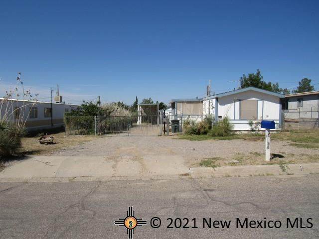 814 Silver, Truth Or Consequences, NM 87901 (MLS #20215154) :: The Bridges Team with Keller Williams Realty