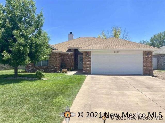 2309 Reese Drive, Clovis, NM 88101 (MLS #20215217) :: Rafter Cross Realty