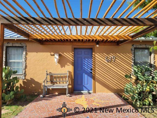 619 Marr, Truth Or Consequences, NM 87901 (MLS #20215409) :: The Bridges Team with Keller Williams Realty