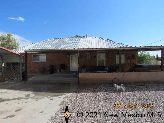 906 Foch, Truth Or Consequences, NM 87901 (MLS #20215413) :: The Bridges Team with Keller Williams Realty