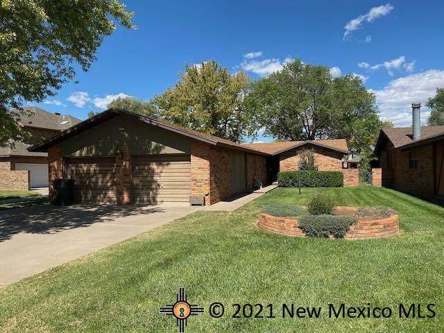 1800 Colonial, Clovis, NM 88101 (MLS #20215490) :: The Bridges Team with Keller Williams Realty
