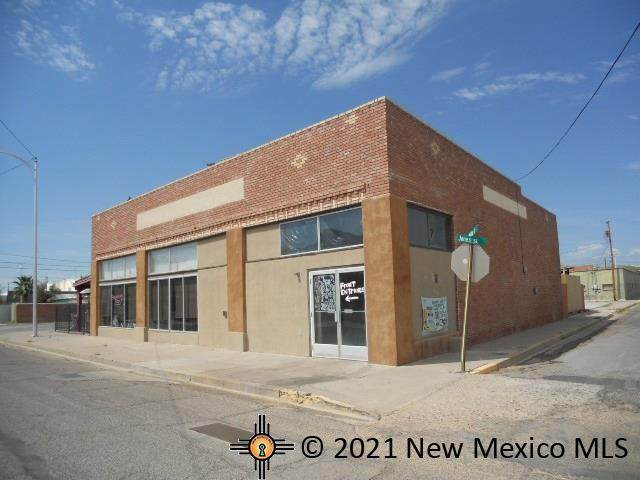 303 Jones, Truth Or Consequences, NM 87901 (MLS #20215566) :: The Bridges Team with Keller Williams Realty