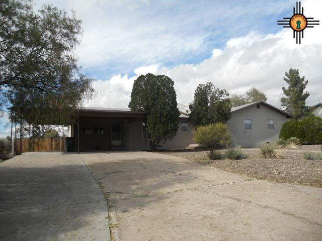 918 Locust St., Truth Or Consequences, NM 87901 (MLS #20185149) :: Rafter Cross Realty