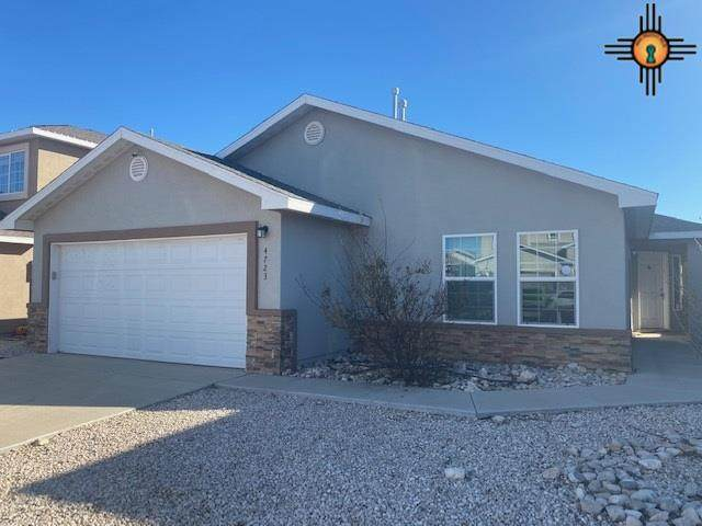 4723 Hardtack, Hobbs, NM 88242 (MLS #20210256) :: Rafter Cross Realty