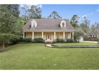 18 Deloaks Drive, Madisonville, LA 70447 (MLS #2081465) :: Turner Real Estate Group