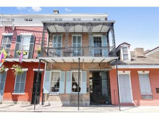 425 Burgundy Street #1, New Orleans, LA 70112 (MLS #2094233) :: Crescent City Living LLC