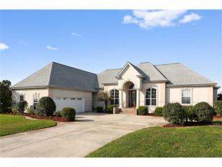 1001 Lakeshore Boulevard, Slidell, LA 70461 (MLS #2100437) :: Turner Real Estate Group