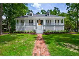 100 Bayberry Drive, Covington, LA 70433 (MLS #2100965) :: Turner Real Estate Group