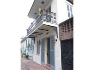 537 Barracks Street, New Orleans, LA 70116 (MLS #2101201) :: Crescent City Living LLC