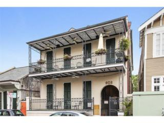 611 Dauphine Street, New Orleans, LA 70112 (MLS #2101253) :: Crescent City Living LLC