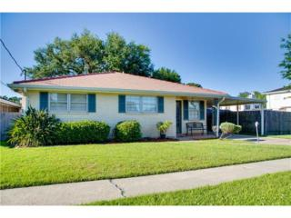 3713 46TH Street, Metairie, LA 70001 (MLS #2101530) :: The Robin Group of Keller Williams
