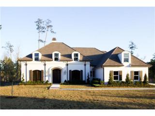 445 South Fairway Drive, Madisonville, LA 70447 (MLS #2080224) :: Turner Real Estate Group