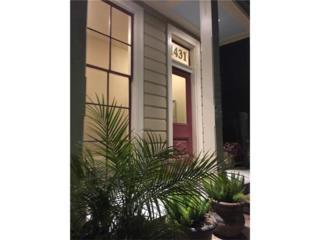 1431 Melpomene Street B, New Orleans, LA 70130 (MLS #2100332) :: Crescent City Living LLC