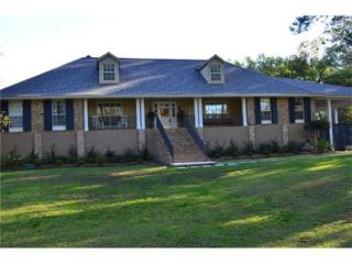 1 Riverbend Lane, Covington, LA 70433 (MLS #2087861) :: Turner Real Estate Group