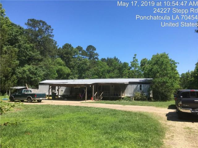 24193 Stepp Road, Ponchatoula, LA 70454 (MLS #2204427) :: Crescent City Living LLC