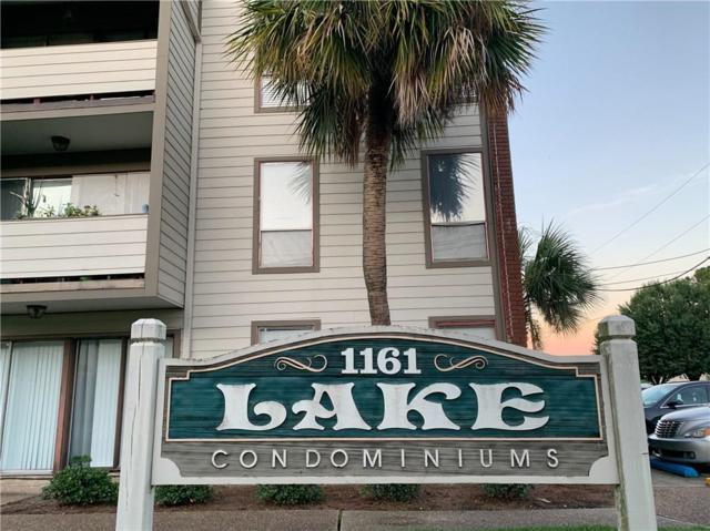 1161 Lake Avenue #204, Metairie, LA 70005 (MLS #2205146) :: Top Agent Realty